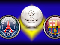 Head to Head PSG VS Barcelona Hasil Liga Champion 2015