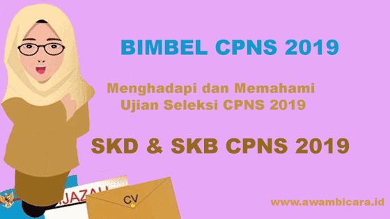 bimbingan belajar gratis cpns 2019