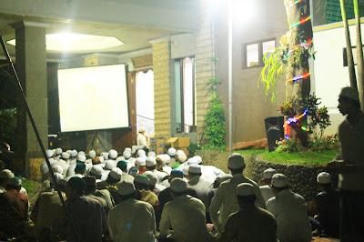 Alumni Dalwa, Kuatkan Tali Silaturahim dengan Pengajian Kitab Al Hikam