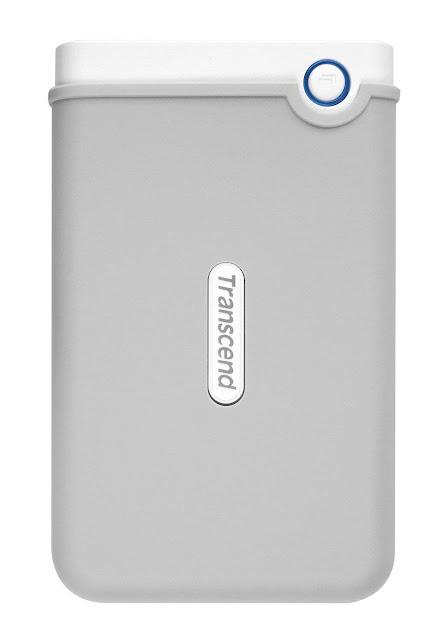 Transcend SJM100 (TS2TSJM100) - Best 2TB External Hard Drive for Mac