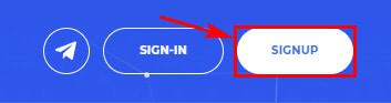 Регистрация в LoanTech