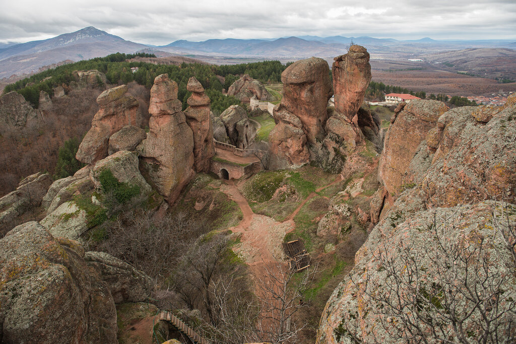 Belogradchik Fortress and Rocks, Bulgaria