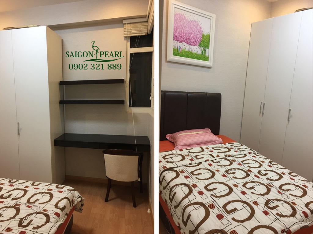 Saigon Pearl Topaz 1 cần cho thuê căn hộ 86m2 tầng cao giá tốt - hinh 4