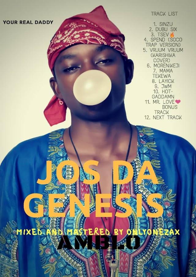 [BangHitz] [Album] Amblo - Jos Da Genesis - 12 tracks