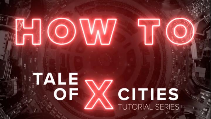 Το «Tale of X Cities» ενώνει δημιουργικά πόλεις - Συμμετέχει και η Ξάνθη