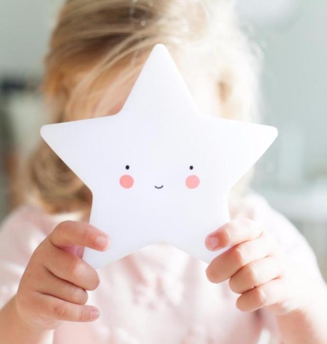regalos para bebés - luz quitamiedos