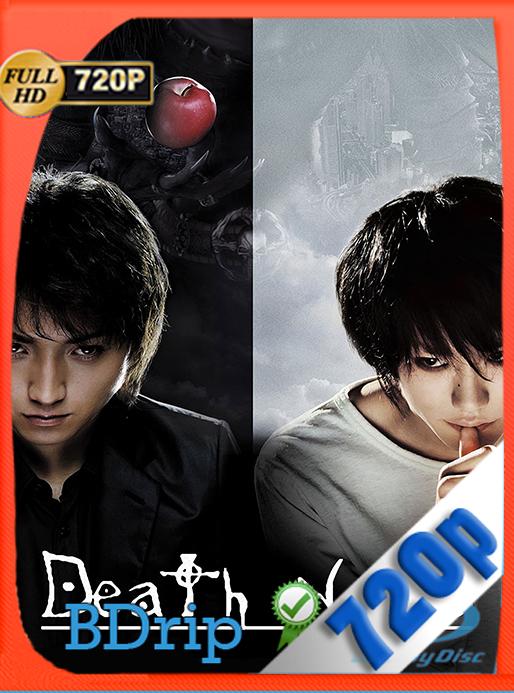 Death Note (2006) 720p BDRip Dual Japonés-Español [Subt. Esp] [GoogleDrive] [SYLAR]