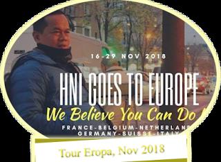Tour Eropa HNI