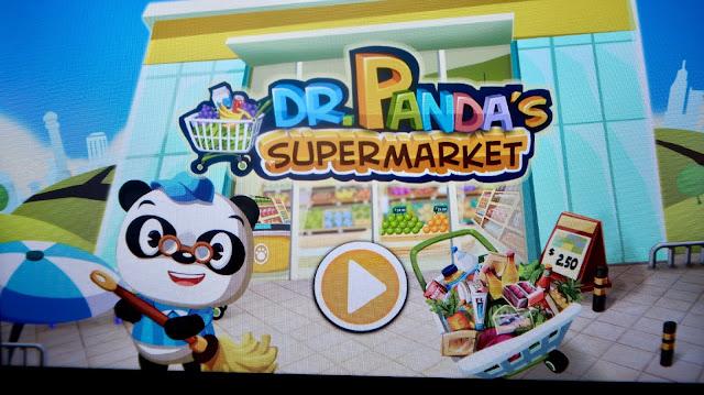 Dr Panda supermarket app review