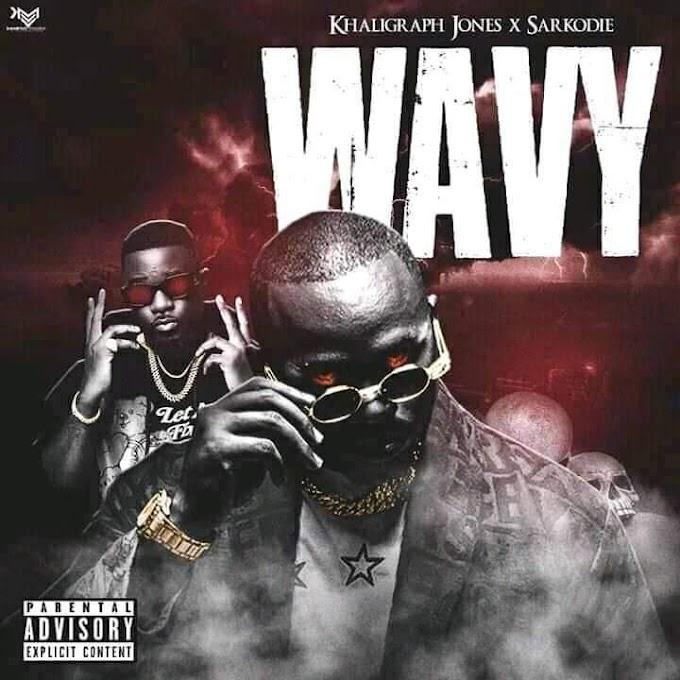 Khaligraph Jones-Wavy ft Sarkodie