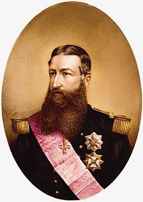 Léopold II, roi des Belges 1865-1909