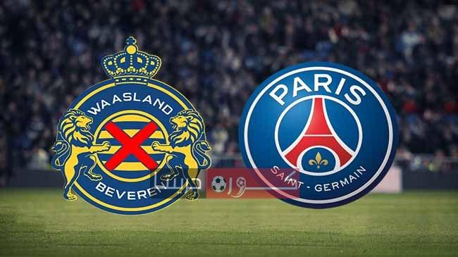 مشاهدة مباراة باريس سان جيرمان وواسلاند بيفيرين بث مباشر اليوم 17-7-2020