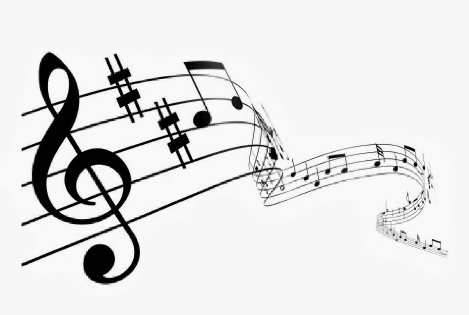Drawings in pencil of music notes musical developments pencil drawings of music notes