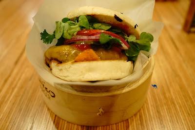 Le Chameau Bleu - restaurant Shiso Burger à Paris Cuisine fusion