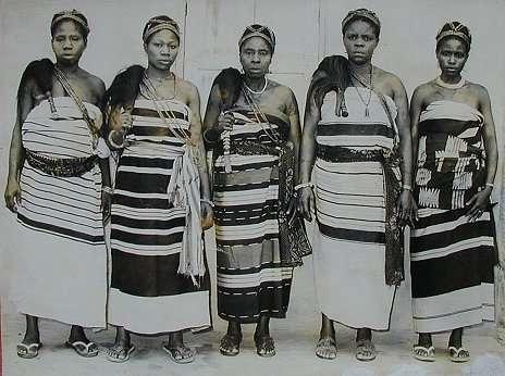 Nigeria n Nupe Women