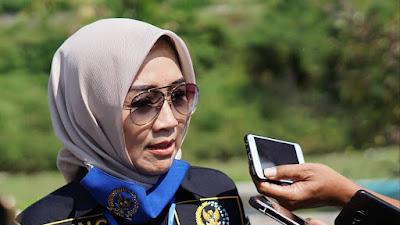 Salam Damai dari Eva Yuliana untuk Indonesia
