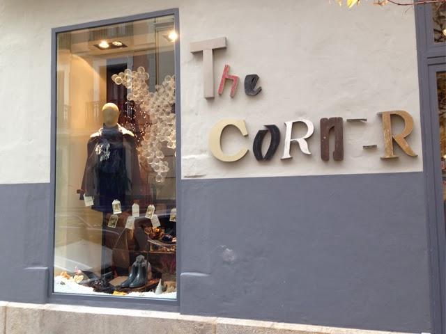 The Corner -tienda - Madrid