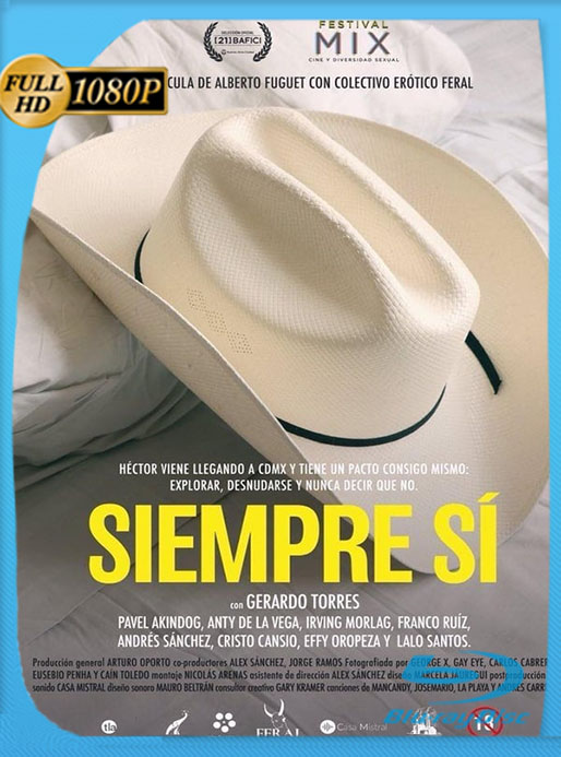 Siempre sí (Always Say Yes) (2019) HD 1080p Latino [Google Drive] Tomyly