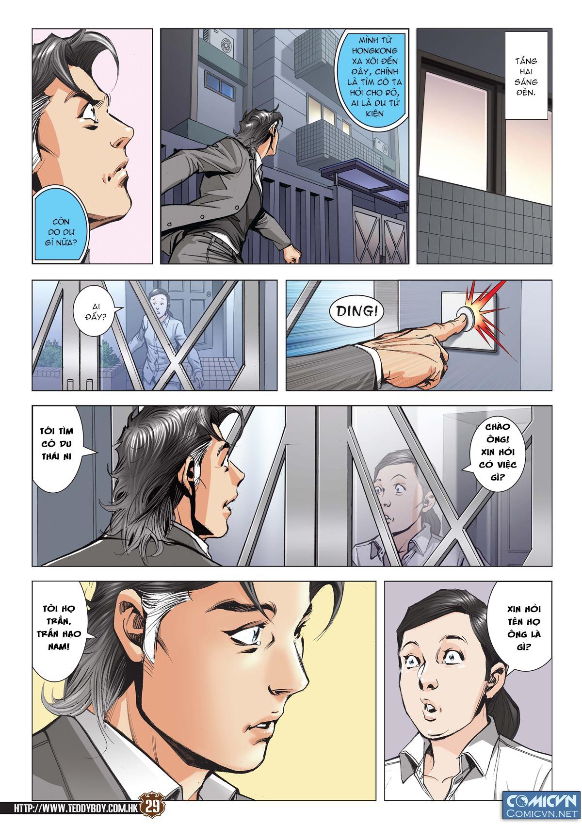 Người Trong Giang Hồ chap 2104 - Trang 28