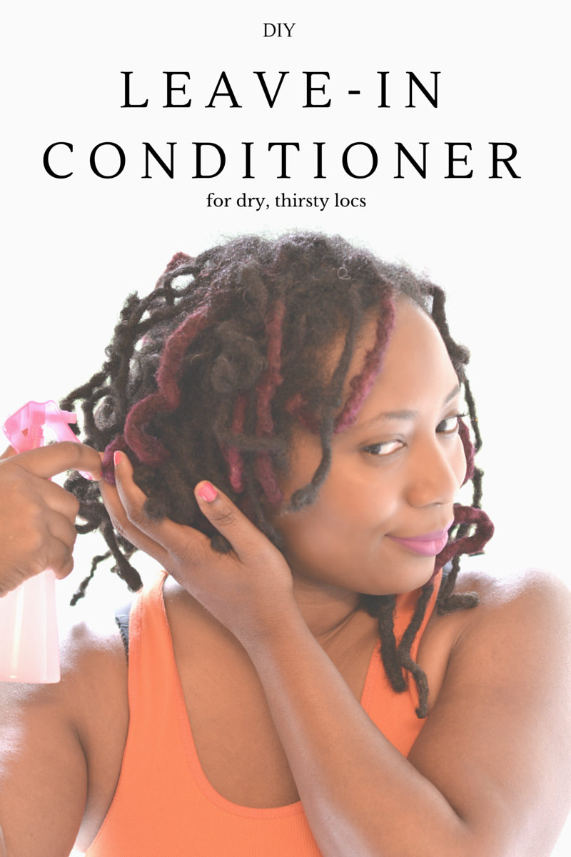 diy leave-in conditioner