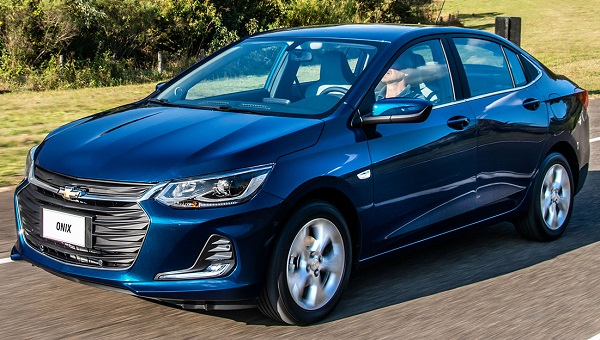 Nuevo Chevrolet Onix Plus 2020