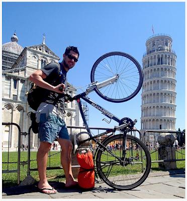 road bike rental in Pisa