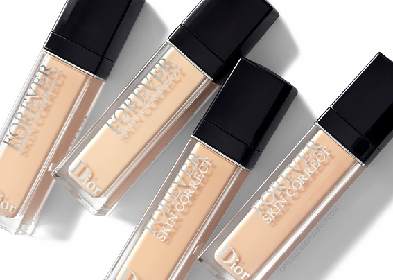 Dior Forever Skin Correct Creamy Concealer Review Swatches Before After MAC Dupes