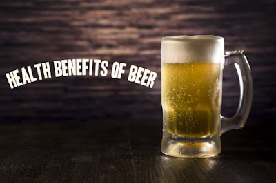 Health Benefits of Beer