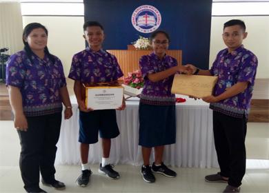SKKK Timika Penggalangan Dana Untuk Korban Bencana Palu & Donggala