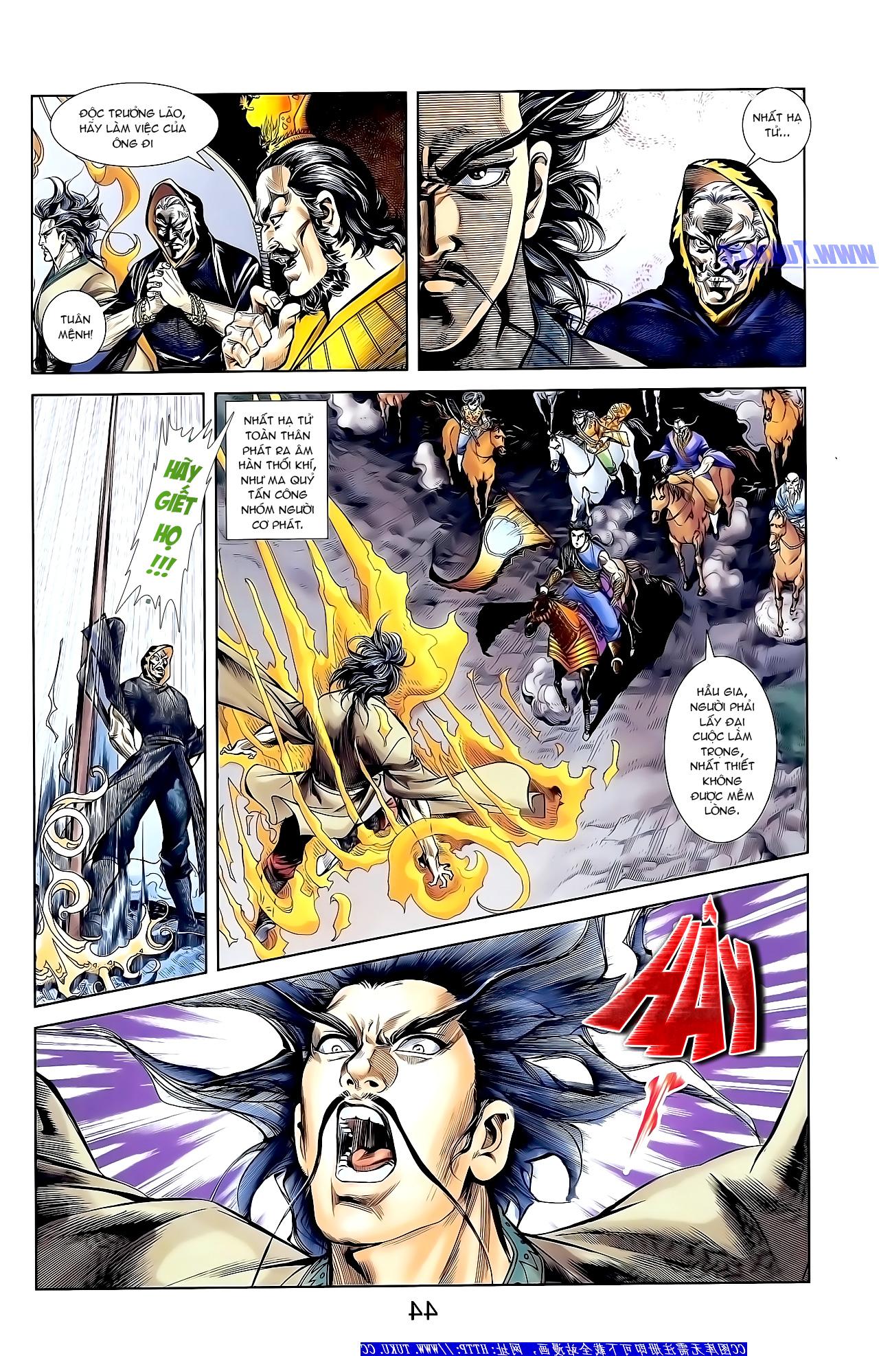 Cơ Phát Khai Chu Bản chapter 157 trang 8