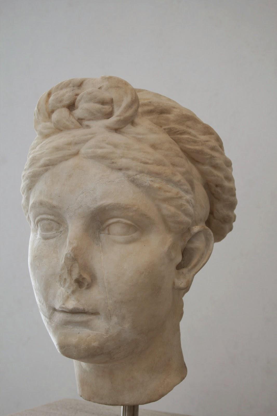 Peinados Estilo Romano Fotos - peinados romanos facilisimo