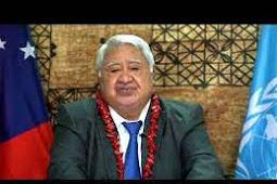 Inilah Pidato Perdana Menteri Samoa, Tuilaepa Sailele Malielegaoi di Debat Umum PBB ke 75