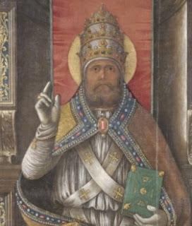 Santo Paus Markus