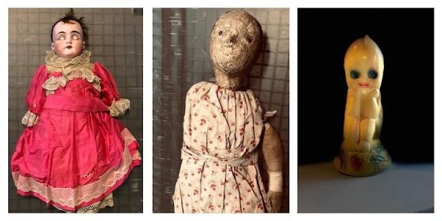 Конкурс  жутких кукол в музее Миннесоты