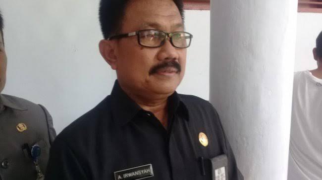 Kadis Kesehatan Sidrap, dr Irwansyah.