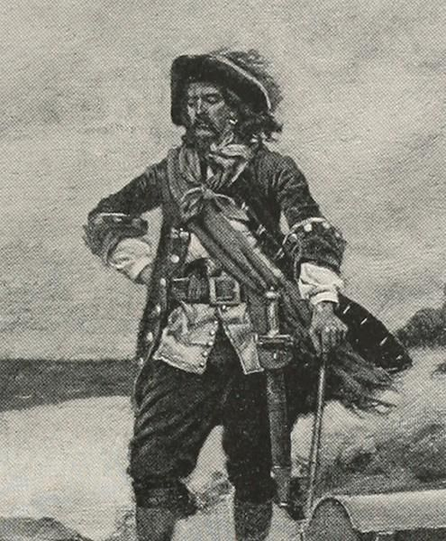 bajak laut paling terkenal