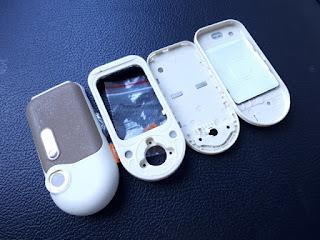 Casing Nokia 7370 Fashion Phone Jadul Fullset Langka