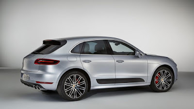 The All New 2016 Porsche Macan R4 Hd Wallpaper