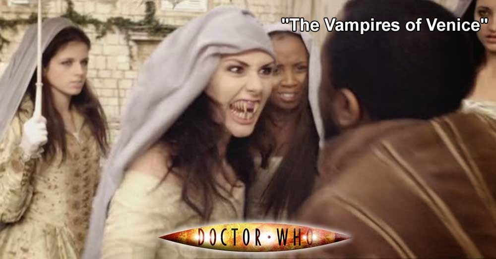 Doctor Who 207: The Vampires of Venice