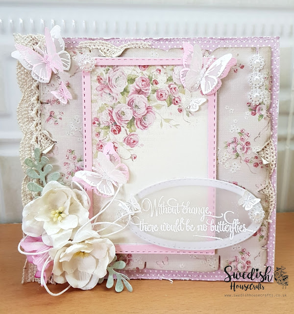 Shabby Chic The Gummiapan Way |  By Vicky