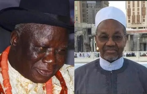 Don't Jeopardise Nigeria's Unity–Edwin Clark Slams Mamman Daura Over Comment On Zoning.