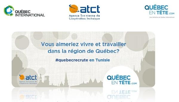 Mission de recrutement Quebec
