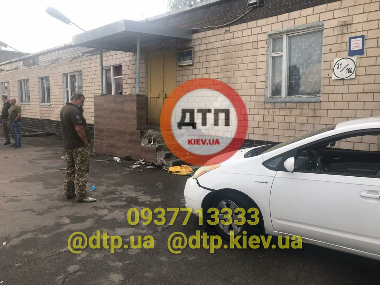 Жахлива ДТП: П'яний майор переїхав трьох жінок-офіцерів