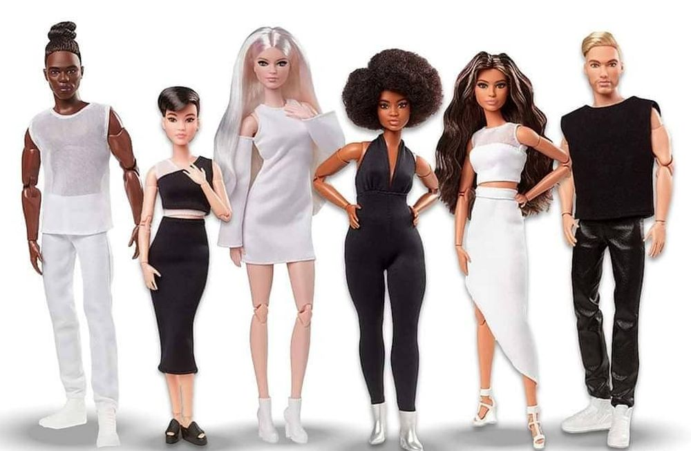 Новые куклы Barbie Looks 2021 Dolls collection