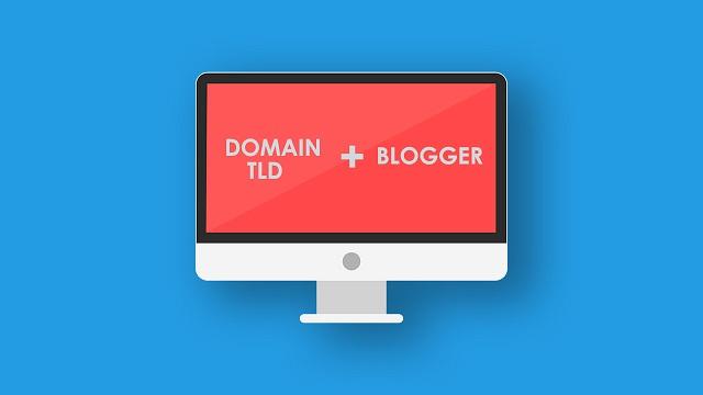 Cara Setting Custom Domain Blogger