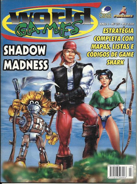 World Games Nº 07 - Detonado Shadow Madness