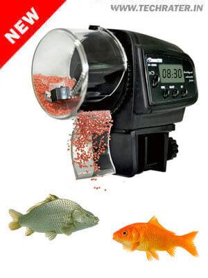 Automatic Fish Food Dispenser