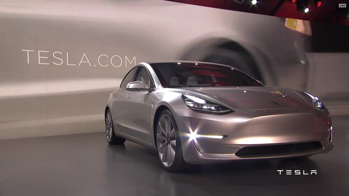 Good News: World's Cheapest Fully Electric Car (N11 Million) Unveiled By Tesla