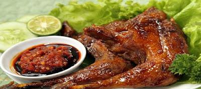 resep membuat ayam bakar kalasan khas yogyakarta