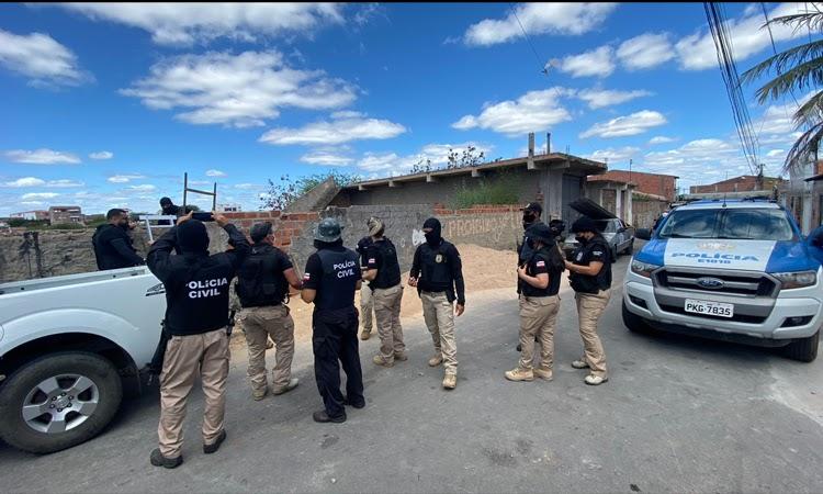 Operação Unum Corpus cumpre 145 mandados em toda a Bahia